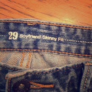Levi's boyfriend Fit